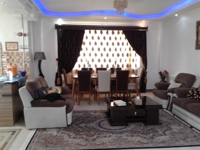اجاره  آپارتمان دوخوابه 95 متری  بلوار نماز